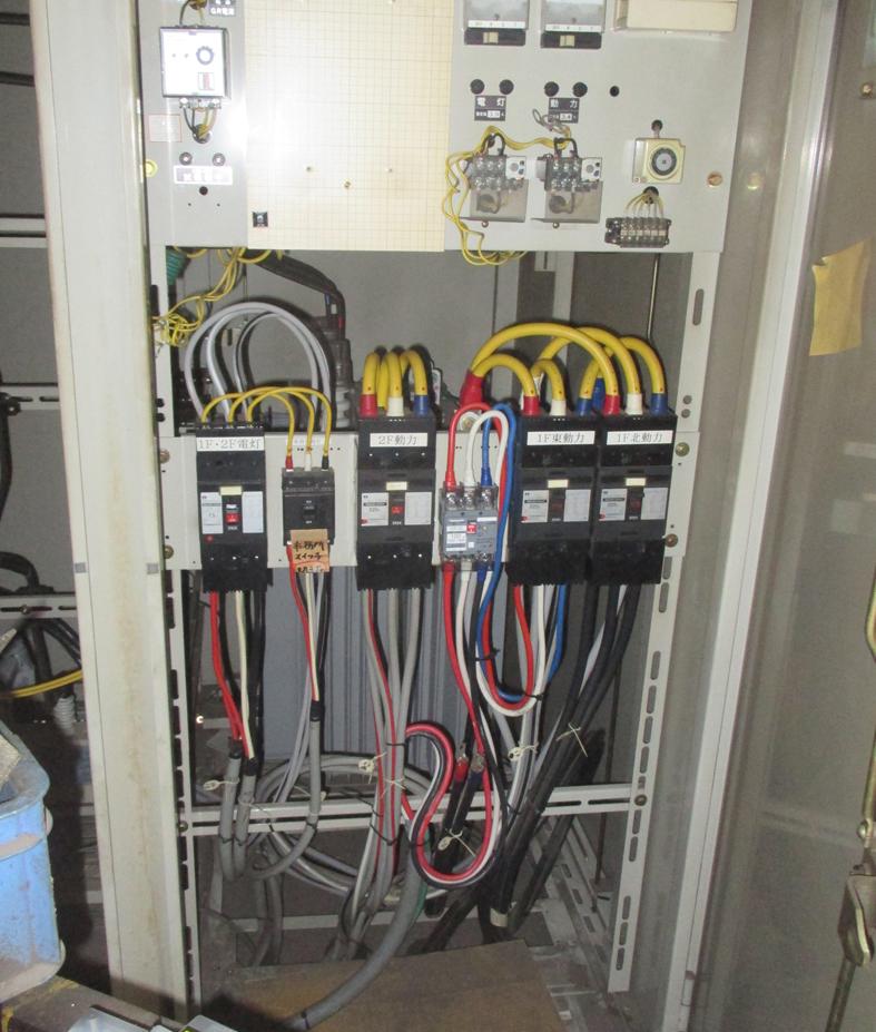大伸工業様 LED照明・高天井・直管