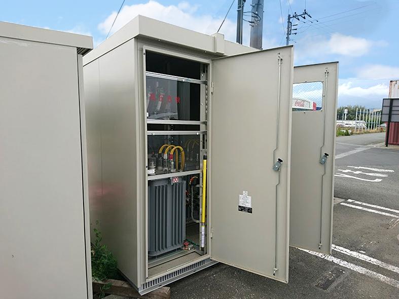 高圧受電設備(キュービクル)の保安業務の見直し
