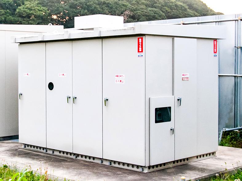 キュービクル(高圧受電設備)の新設、改修工事